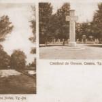 Digul Jiului-Cimitirul de onoare