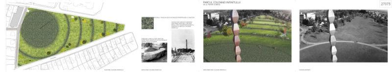 Parcul Coloanei fără Sfârşit