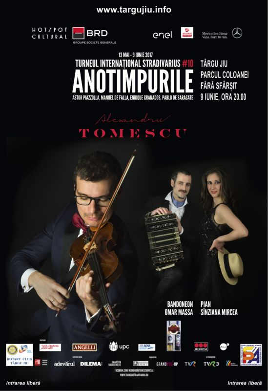 Turneul International Stradivarius #10 ANOTIMPURILE